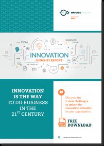 Innovation insight report - Enovise Present