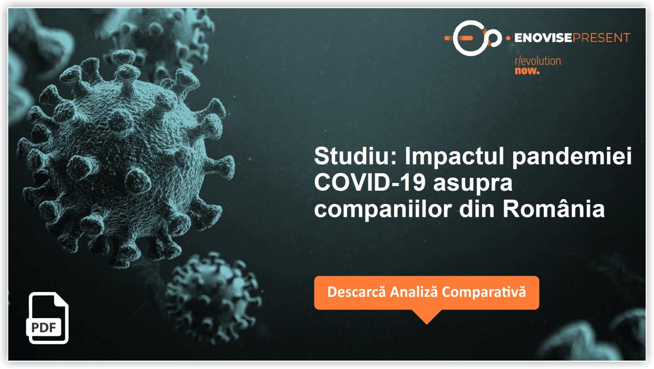 Studiu de impact Covid-19